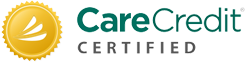 financing care credit certified